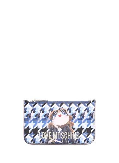 Cüzdan-Love Moschino